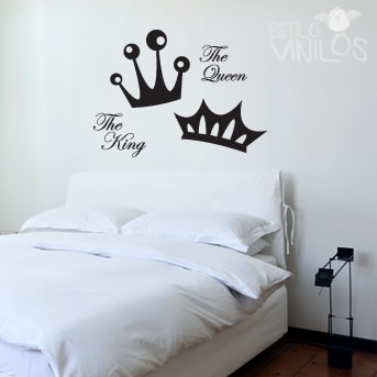 1000 images about vinilos on pinterest for Vinilos decorativos pared habitacion
